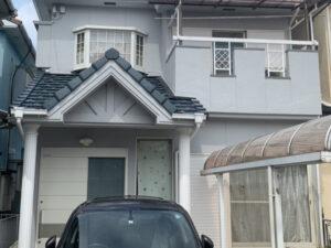 奈良大和高田市A様邸 外壁塗装・屋根塗装・防水工事