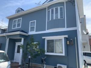 奈良香芝市F様邸 外壁塗装・屋根塗装・防水工事