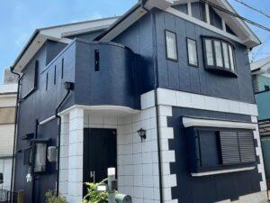 奈良大和郡山市Y様邸 外壁塗装・屋根塗装・防水工事
