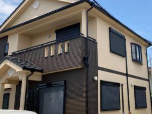 奈良磯城郡田原本町U様 外壁塗装・防水工事