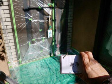 奈良・北葛城郡王寺町K様 外壁塗装・屋根塗装 下塗り