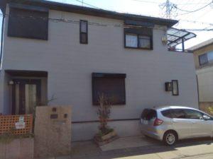 香芝市S様邸 外壁塗装・屋根塗装工事