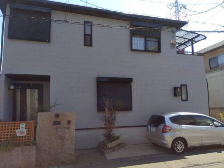 奈良香芝市S様 外壁塗装・屋根塗装 施工後の写真