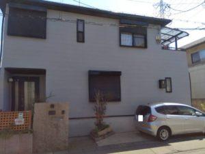 奈良香芝市S様邸 外壁塗装・屋根塗装