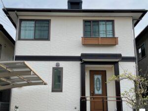 奈良香芝市F様邸 外壁塗装・屋根塗装工事