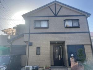 奈良大和高田市K様 外壁塗装・屋根塗装工事