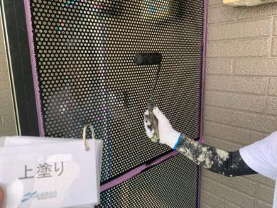 奈良生駒郡平群町K様邸 外壁塗装・屋根塗装 鉄部塗装
