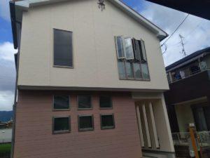 奈良葛城市Y様邸 外壁塗装・屋根塗装