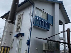 奈良県磯城郡田原本町T様邸 外壁塗装・屋根塗装工事