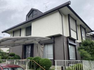 奈良香芝市I様邸 外壁塗装・屋根塗装