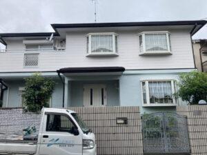 大阪南河内郡太子町S様 外壁塗装・屋根塗装・防水工事