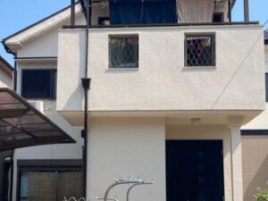 奈良北葛城郡王寺町T様邸 外壁塗装・屋根塗装工事