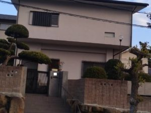 奈良香芝市T様邸 外壁塗装工事