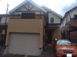 奈良香芝市O様邸 外壁塗装・屋根塗装・防水工事