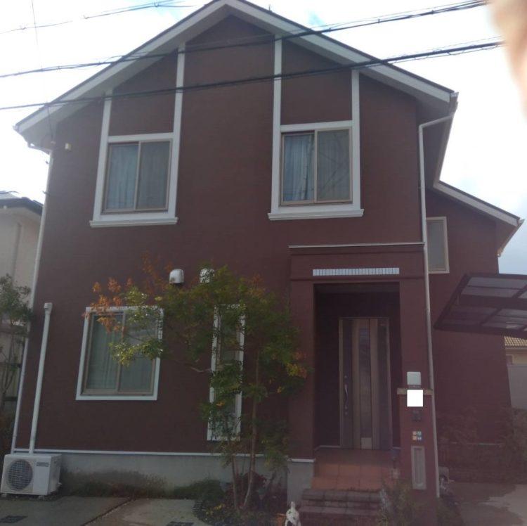 奈良生駒市O様 外壁塗装・屋根塗装工事 施工後の写真