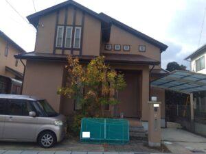 奈良生駒市K様邸 外壁塗装・屋根塗装・外塀塗装・防水工事