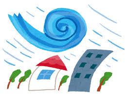 奈良の香芝市の株式会社ヨネヤの外壁塗装と屋根塗装の台風