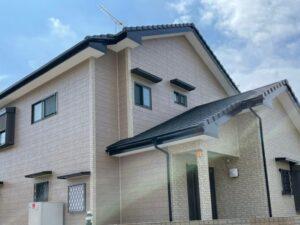 奈良香芝市S様邸 外壁塗装工事