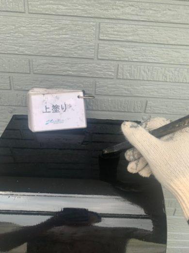 奈良宇陀市H様 外壁塗装・屋根塗装・防水工事 換気フードシリコン仕上げ