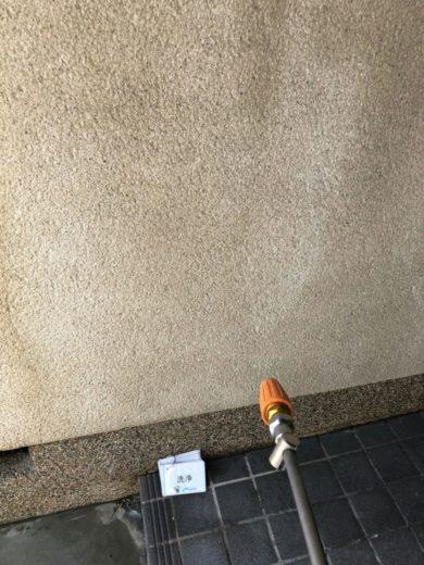 奈良北葛城郡河合町Y様 外壁塗装・その他の工事 高圧洗浄