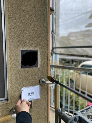 大阪・南河内郡太子町T様 外壁塗装 高圧洗浄