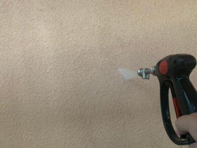 奈良北葛城郡王寺町S様邸 外壁塗装・防水工事 洗浄
