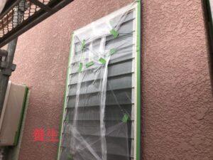 外壁塗装の養生について