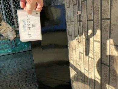 奈良大和高田市N様邸 外壁塗装・屋根塗装 庇シリコン仕上げ