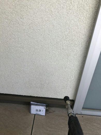 奈良奈良市I様邸 外壁塗装・屋根塗装・ベランダ防水工事 高圧洗浄