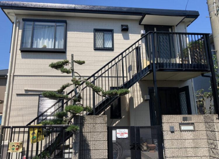 奈良香芝市A様 外壁塗装・屋根塗装工事 施工後の写真