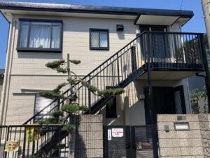 奈良香芝市A様 外壁塗装・屋根塗装工事