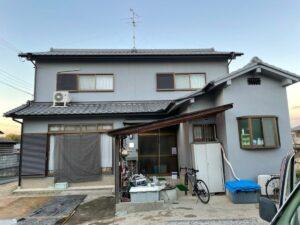 奈良香芝市F様邸 外壁塗装工事