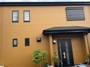 奈良葛城市S様邸 外壁塗装・屋根塗装工事