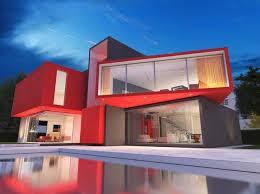 赤色の外壁塗装について
