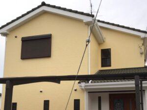 奈良香芝市T様邸 外壁塗装・防水工事