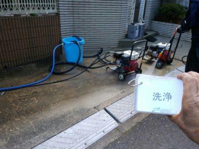 奈良・生駒郡三郷町M様 外壁塗装・屋根塗装 高圧洗浄