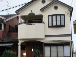 奈良香芝市Y様邸 外壁塗装・屋根塗装・防水工事