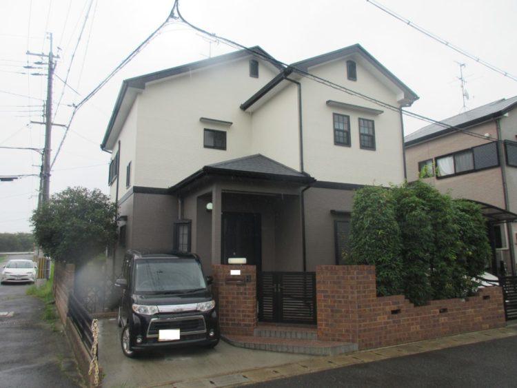 奈良大和高田市Y様 外壁塗装・屋根塗装・ベランダ防水工事 施工後の写真