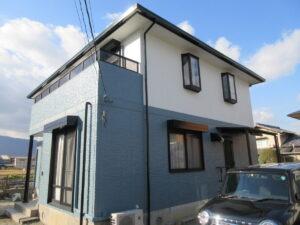 奈良御所市N様邸 外壁塗装・屋根塗装工事
