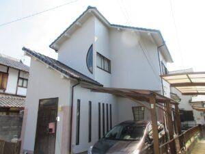 奈良北葛城郡広陵町O様邸 外壁塗装・屋根葺き替え工事