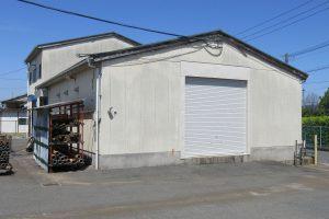 川西町梅戸 工場塗装  外壁・屋根塗り替え工事