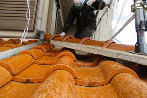 奈良県北葛城郡河合町 N様邸  雨漏り調査 【散水調査・赤外線カメラで確実に止水します!】