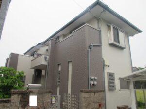 奈良香芝市O様邸 外壁塗装工事