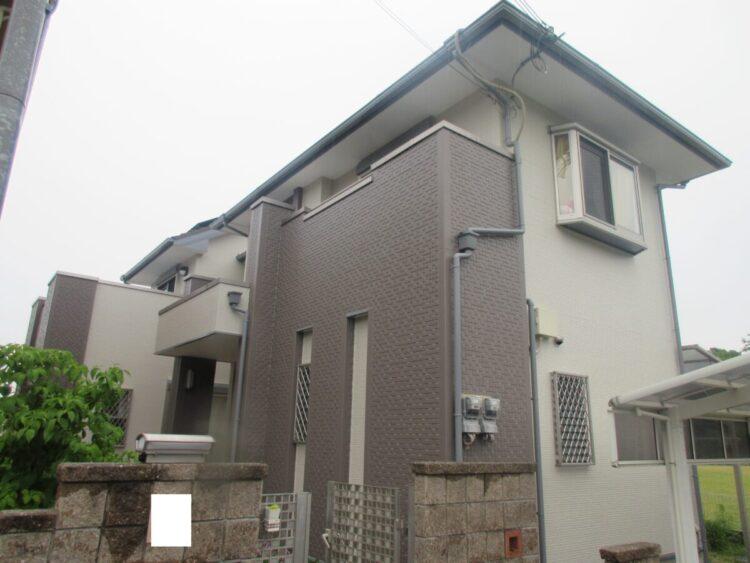 奈良香芝市O様 外壁塗装工事 施工後の写真