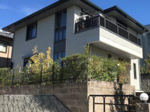 奈良生駒市M様邸 外壁塗装工事