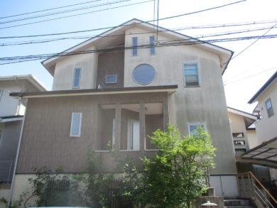 屋根塗装 MUGA(seven) 施工前の写真
