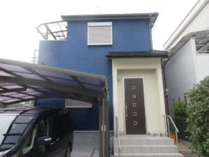 奈良葛城市N様邸 外壁塗装・屋根塗装・防水工事