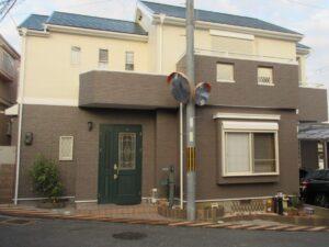 奈良香芝市K様邸 外壁塗装・屋根塗装・防水工事