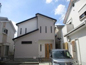 奈良香芝市N様邸 外壁塗装・屋根塗装・ベランダ防水工事