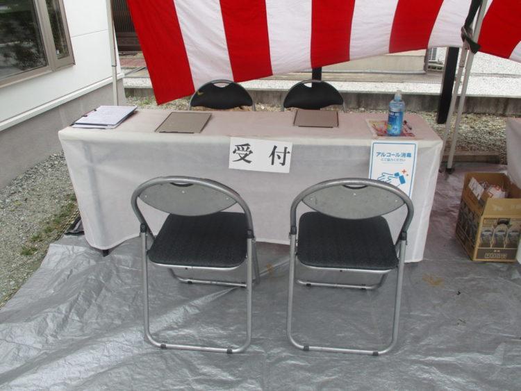 奈良の香芝市の株式会社ヨネヤの外壁塗装と屋根塗装のショールームイベント④